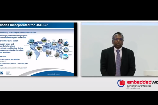 Kay Annamalai Presentation Embedded World Conference 2018