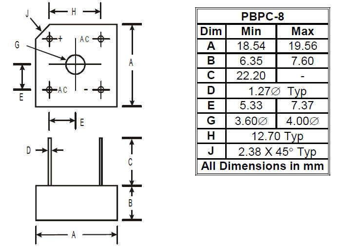 Package Outlines and Suggest Pad Layouts | Diodes Incorporated