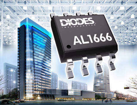 Universal AC Line Dimmable LED Driver-Controller Supports 0 to 10V Dimming down to 1%
