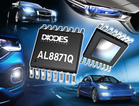 Automotive Compliant 60V Buck Boost Controller with Thermal Foldback and Fault Detection AL8871Q