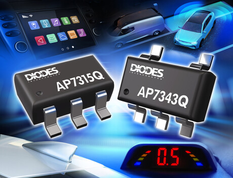 Automotive Compliant High PSRR Low Noise 150mA and 300mA LDO with Enable AL7315Q 43Q