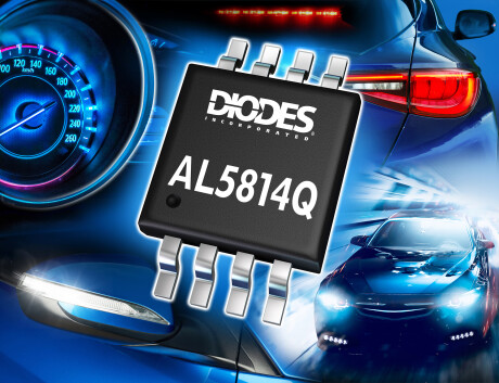 Automotive Compliant Linear LED Driver Controller with Low Dropout and Enhanced Dimming AL5814Q