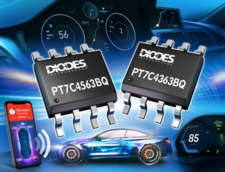 Automotive Compliant Real Time Clocks for System Time Keeping PT7C4563BQ PT7C4363BQ