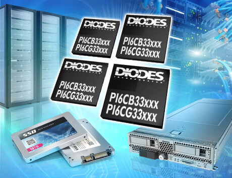 Clock Products for Data Center and Server Applications PI6CG33xxxx and PI6CB33xxx