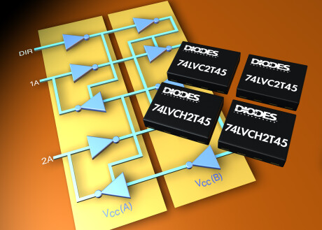 Diodes 74LVC2T45 Image