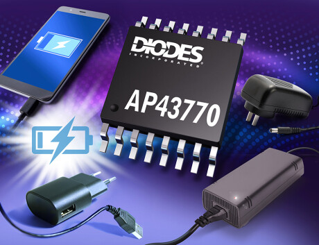 High Performance Protocol Decoder Supporting USB Type C Power Delivery AP43770