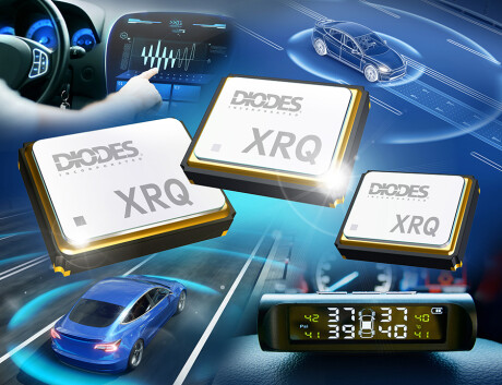 High Reliability Quartz Crystals Designed to Meet Requirements for Automotive TPMS XRQ