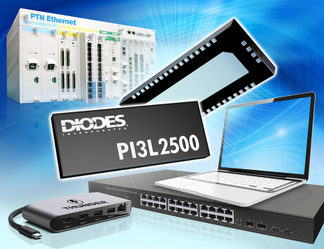 Industry First Enables Port Switching in Next Generation Corporate LANs PI3L2500