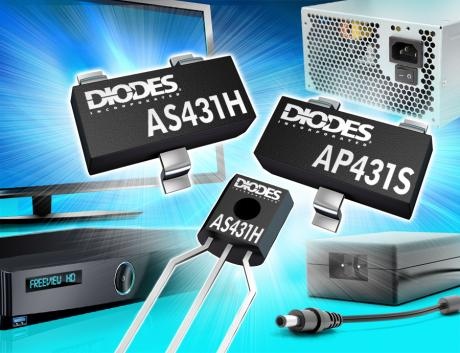 Diodes AS431H and S NPS and home image