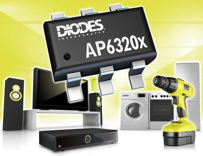Diodes Incorporateds Synchronous Buck AP6320x